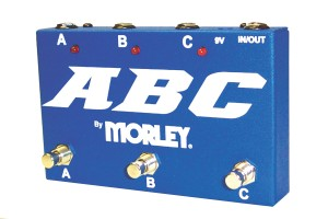 Morley abc multiple switcher